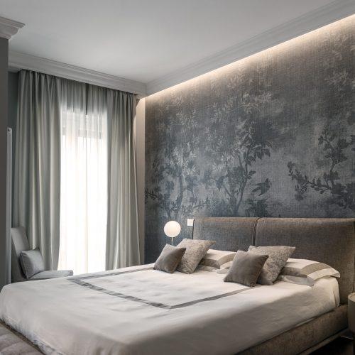 Sierlijsten slaapkamer